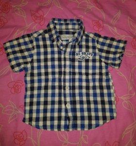 Рубашка новая 74