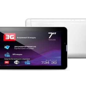 Explay Surfer 7.34 3G (мат. плата)