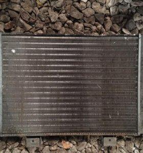 Радиатор охлаждения ваз 2105-07