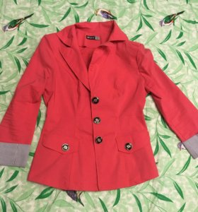 Жакеты кожаная куртка