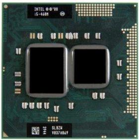 Процессор Intel Core i5-460M