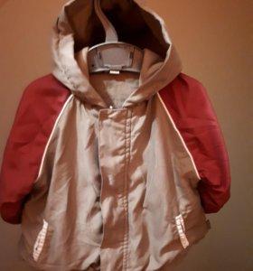 Курточка на теплую осень-весну