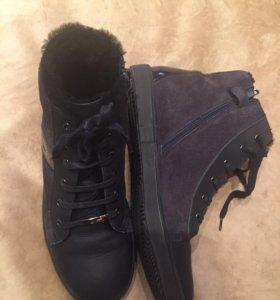 Dior ботинки новые