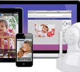 Видеоняня Medisana Smart Baby Monitor26