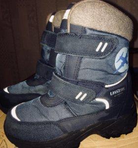 Зимние детские ботинки Lassietec размер 29