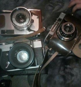 Старые фотоопараты