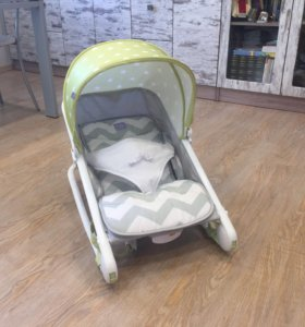 Шезлонг детский Happy Baby