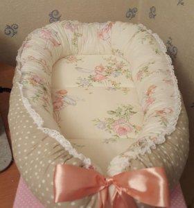 Кокон - гнездышко для младенца.