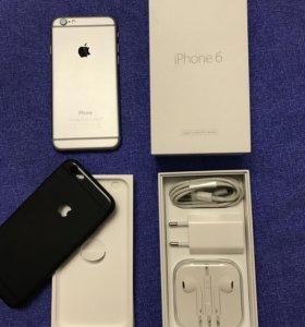 iPhone 6, 16gb, Gray
