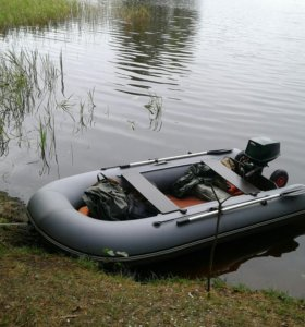 Лодка новая риф320 кс.