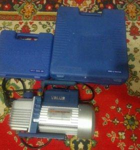 Комплект оборудования для зарядки кондиционеров