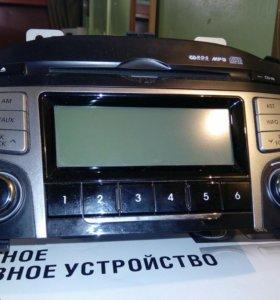 Головное устройство на авто ix35