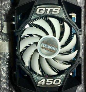 Видеокарта Inno3D GeForce GTS 450