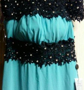 Новое платье . Реальному покупателю хороший торг.