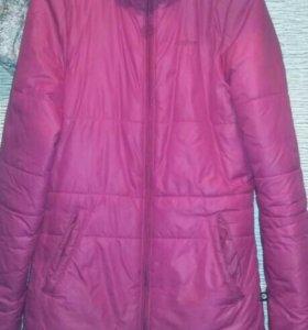 Куртка adidas, пуховик