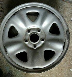 Диски от ГАЗ 31105