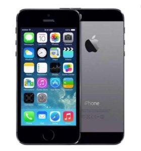 Продам айфон 5s 16 гб grey