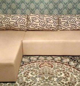 Угловой диван(новый)
