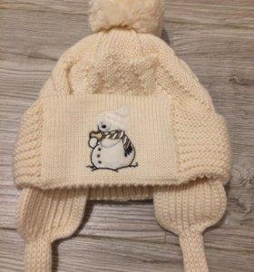 Новая шапка Pilguni