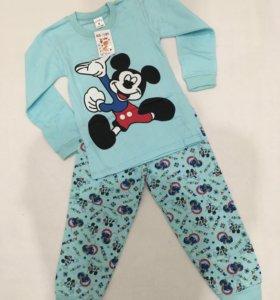 Пижама для мальчика, 6 лет