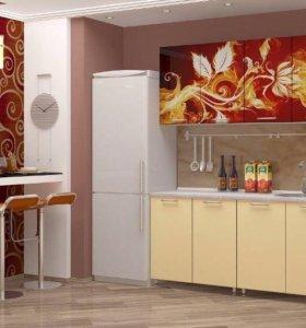 Кухонный гарнитур 2 метра. МДФ! Новый!