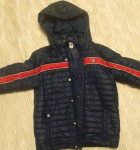 Куртка демисезонная рр146