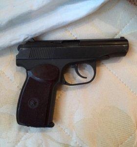 Пистолет сигнальный