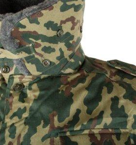 Военный (армейский) бушлат спецодежда 100 хлопок