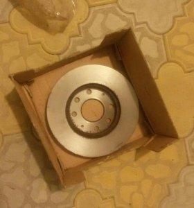 Тормозные диски на Шевролет авео
