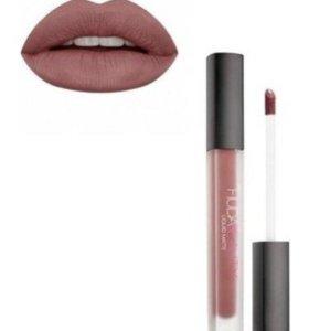 Новый матовый блеск для губ Huda Beauty
