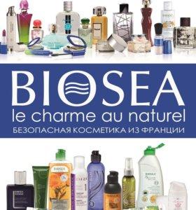 Натуральная косметика и парфюмерия из Франции
