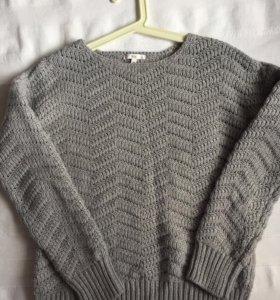 Новый свитер oversize