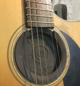 Электроакустическая гитара Fender cd-60