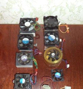 Кулеры для старых процессоров