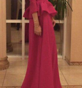 Вечернее платье LN Family в пол торг