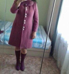Пальто демисезонка