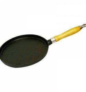 Сковорода блинная чугунная PCIF-24