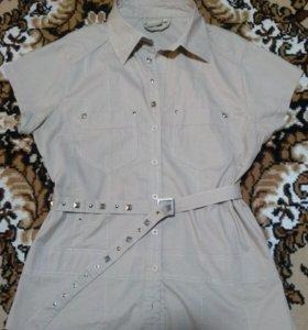 Блуза- пиджачок