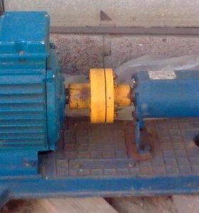 Электронасос центробежный консольный К100-65