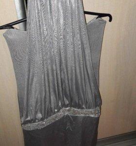 Праздничное платье коктельное