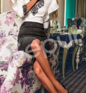 Платье 3d ткань