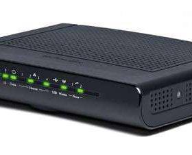 WiFi роутер маршрутизатор TECHNICOLOR TC7200.d