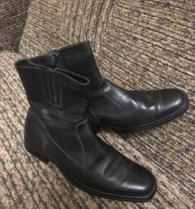 🔝👞Кожаные ботинки Калита