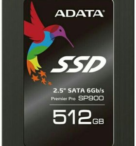 512 гб SSD-накопитель adata SP900