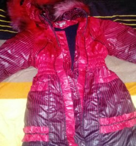 Пальто детское, зимние