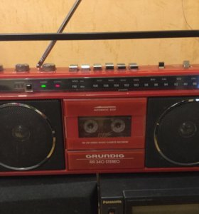 Магнитола Grundig RR340