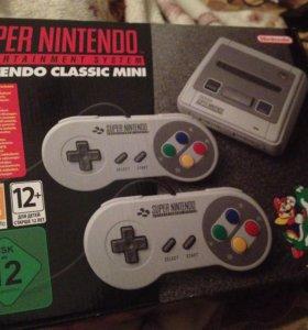 Super Nintendo Mini (около 100 игр)