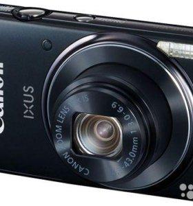 Цифровой фотоаппарат Canon Digital ixus 155 Black