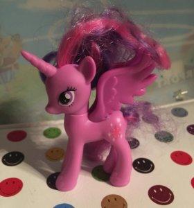 My little pony ( Твайлайт Спаркл)