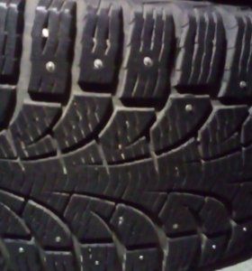 235/55/17 Pirelli Winter Carving комплект